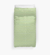 Abstract Flower Graphic Pattern Duvet Cover