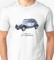 2CV Charleston Unisex T-Shirt