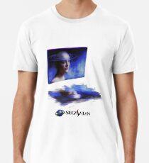 Camiseta premium para hombre SEGA SATAN