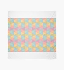 Abstract Geometric Graphic Pattern Scarf