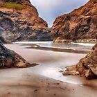 Meyers Creek Beach by Kathy Weaver