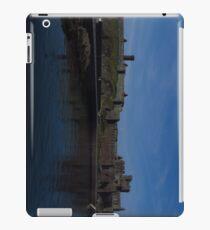Peel Castle, Isle of Man iPad Case/Skin