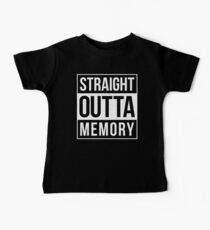 Straight Outta Memory Baby Tee