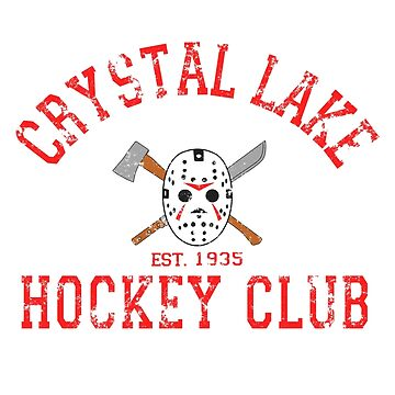 Crystal Lake Hockey Club by AngryMongo
