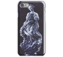 Blue Lady iPhone Case/Skin