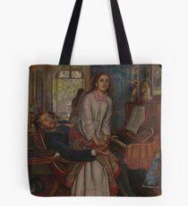The Awakening Conscience - William Holman Hunt Tote Bag