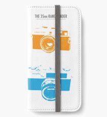 Vintage rangefinder cameras iPhone Wallet/Case/Skin