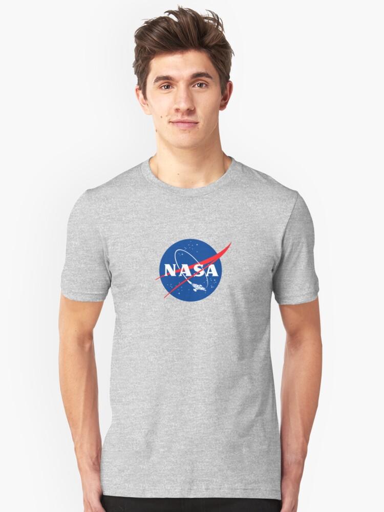 NASA LOGO SERENITY (FIREFLY) Unisex T-Shirt Front