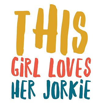 This girl loves her jorkie by CharlyB