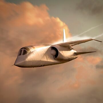 The TSR-2 Dream by aviationart