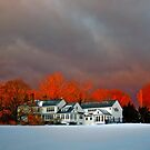 New England Morning by PGornell