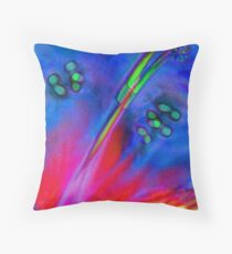 Fire-born Throw Pillow