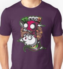 tacos and unicorns  Unisex T-Shirt