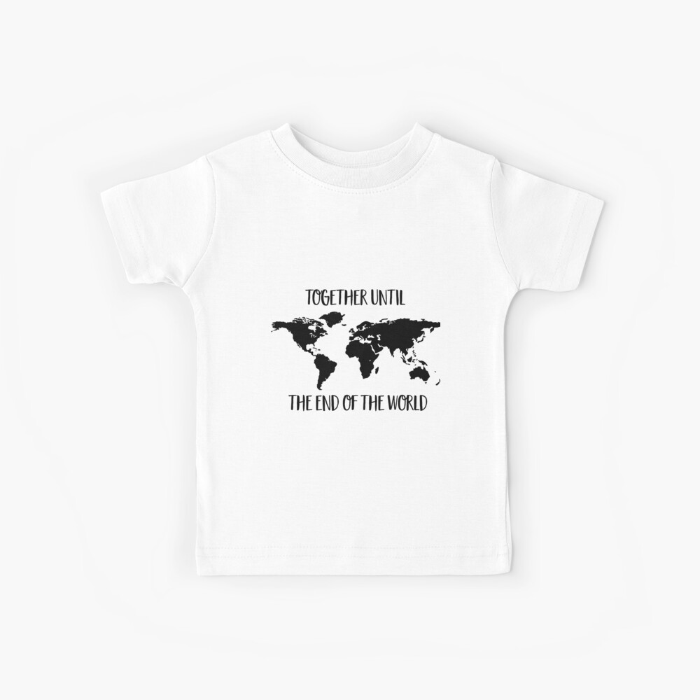 End of the World Kids T-Shirt