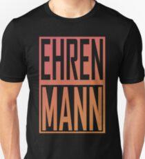 Camiseta unisex Ehrenmann Ehre Ehrenhaft Lustig Witzig Cool Bruder