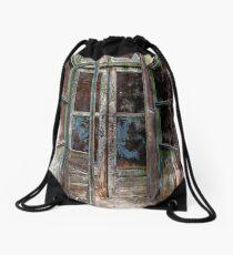 Rustic Encounter Drawstring Bag