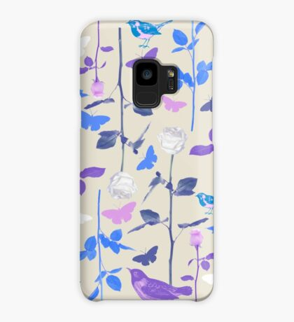 Rosebud Forest Tiles ... Case/Skin for Samsung Galaxy