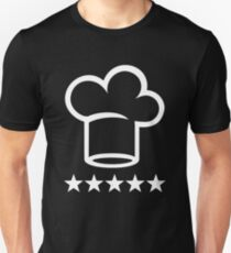 Chefs hat Unisex T-Shirt