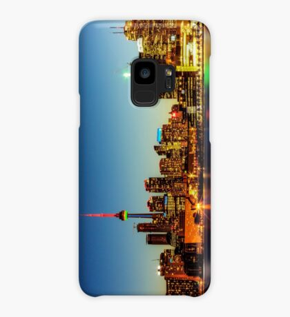 Toronto Skyline 3 Case/Skin for Samsung Galaxy