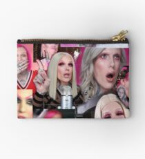 The Many Faces of Jeffree Studio Pouch