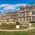 Kirby Hall, England by flashcompact