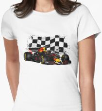 Formula 1 - Verstappen  Women's Fitted T-Shirt
