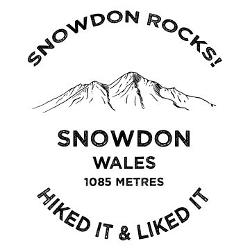 Wales Snowdon-Adventure-Hiking by broadmeadow