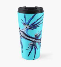 Blue Nudibranch Travel Mug