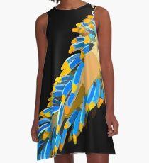 Nudibranch A-Line Dress