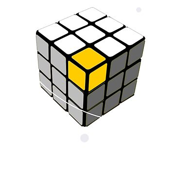 cubix nerd mathematic pc cube game retro 80th big bang by originalstar