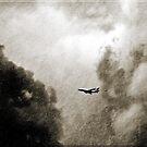 Aerial Turmoil by Chet  King