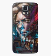 China America portrait Case/Skin for Samsung Galaxy