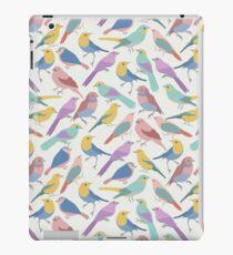 Colorful Songbirds iPad Case/Skin