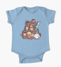 Cute Fantasy VII Kids Clothes