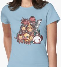 Cute Fantasy VII Women's Fitted T-Shirt