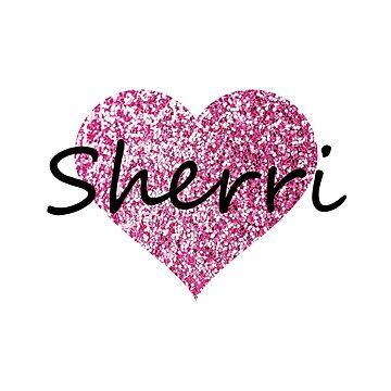 Sherri Pink Heart by Obercostyle