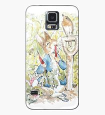 Peter Rabbit Watercolor  Case/Skin for Samsung Galaxy