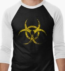 Biohazard  Men's Baseball ¾ T-Shirt