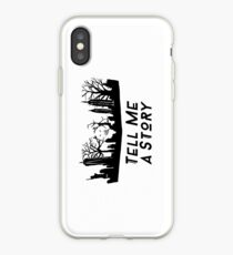 Tell Me A Story New York iPhone Case