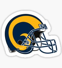 Los Angeles Rams - American Football Sticker