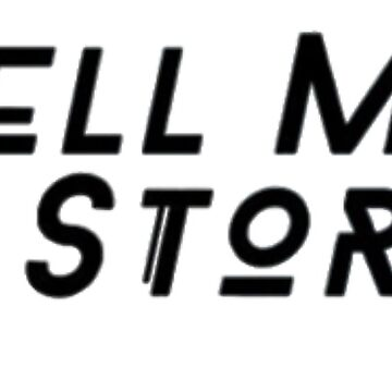 Tell Me a Story Logo by kardish