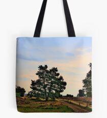 Heideweg Tote Bag