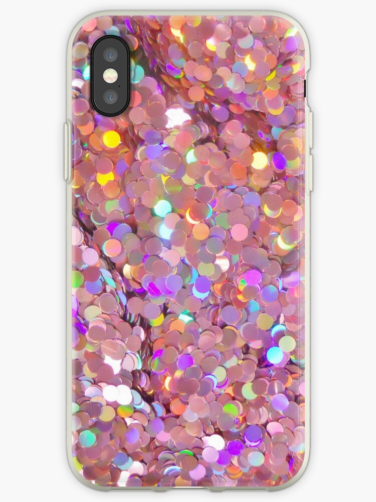 hot sales 96e9e ce1a5 'Glittery Phone Case' iPhone Case by charlo19