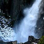 Lower Yosemite Falls  by Peggy Berger