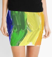 The shades of PRIDE ! Mini Skirt