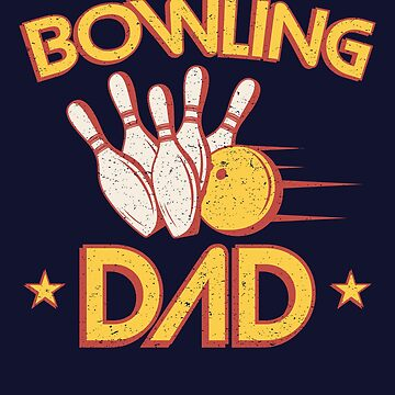 Bowling Dad by jaygo