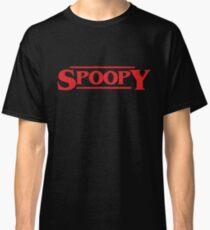 SPOOPY Halloween  Classic T-Shirt