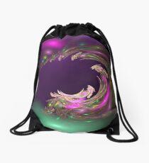 Regency Orb Drawstring Bag