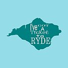 Ticket to Ryde ... by Wightstitches