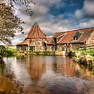 Preston mill by Mark Dickson